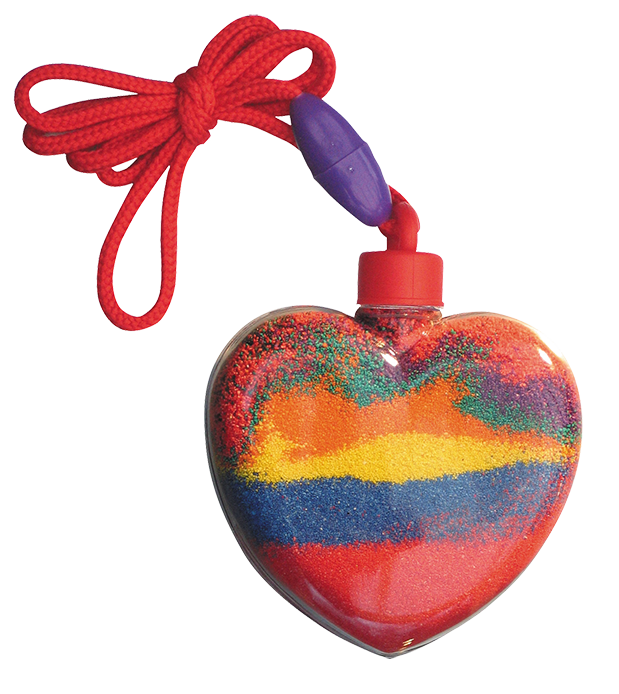 Heart Pendants (Pack of 5)